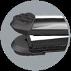 Особенность - термоизолирующие наконечники